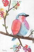 Watercolor Bird PC