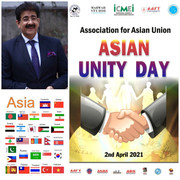 ICMEI Celebrated Asian Unity Day on 2nd April