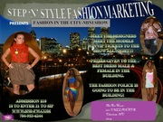 Step 'N' Style Fashion Show - Fashion In The City Mini-show