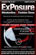 ExPosure Mercedes Benz Winetaster and Fashion Show
