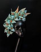 Silk Abaca flower