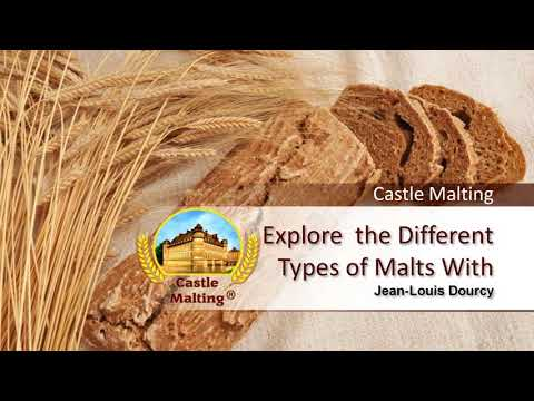 Explore the Different Types of Malts With Jean-Louis Dourcy