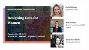 Designing Data for Women: Panel Discussion