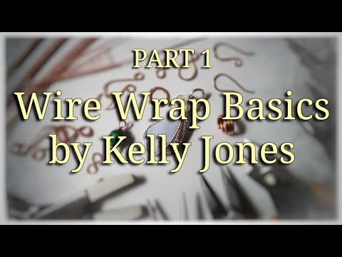 Part 1. Wire Wrap For Beginners.