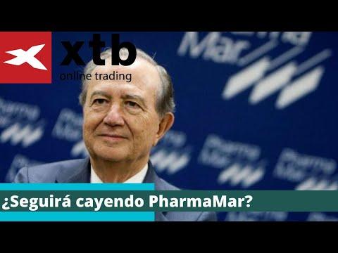 ¿Seguirá cayendo PharmaMar?