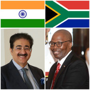 ICMEI Congratulated South Africa on National Day
