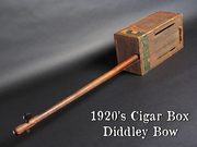 1920s diddley bow