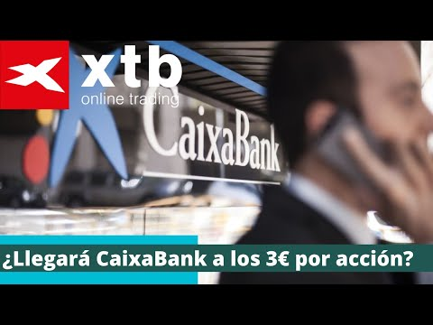 ¿Llegará CaixaBank a los 3€ por acción?