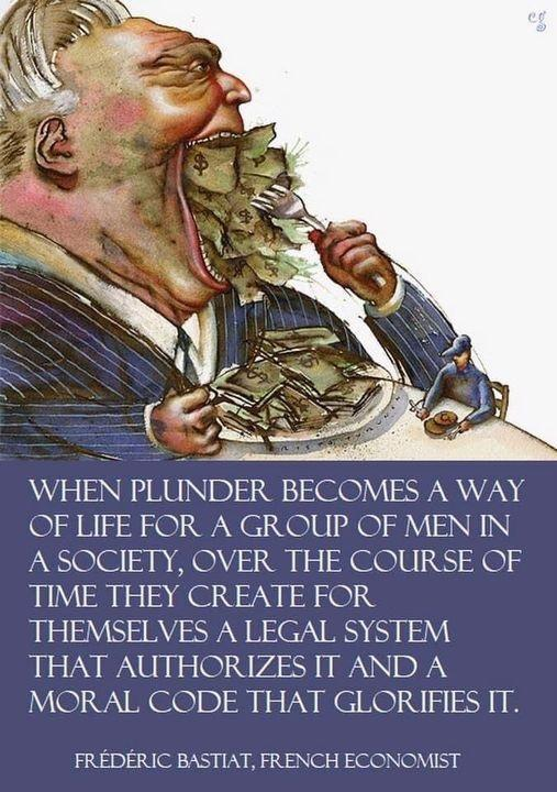 To Those Greedy Low Life Money Mongers With No Morals