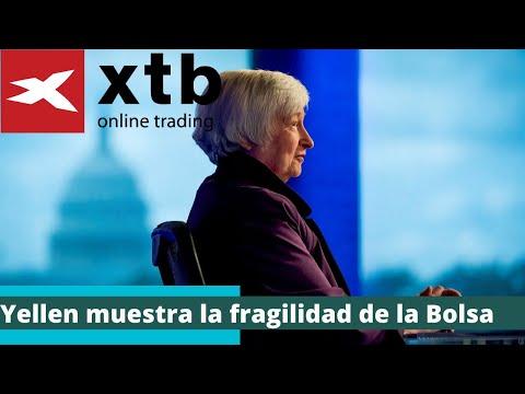 Yellen muestra la fragilidad de la Bolsa - Pablo Gil