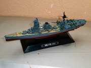 IJN ISE Battleship / Floatplanes-Aircraft Carrier