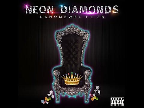 Uknomewel LilKev Loksmif Neon Diamonds ft 2B (Official Music Video)