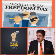 World Press Freedom Day Observed at International Journalism Centre