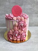 Mothers Day Drip Cake
