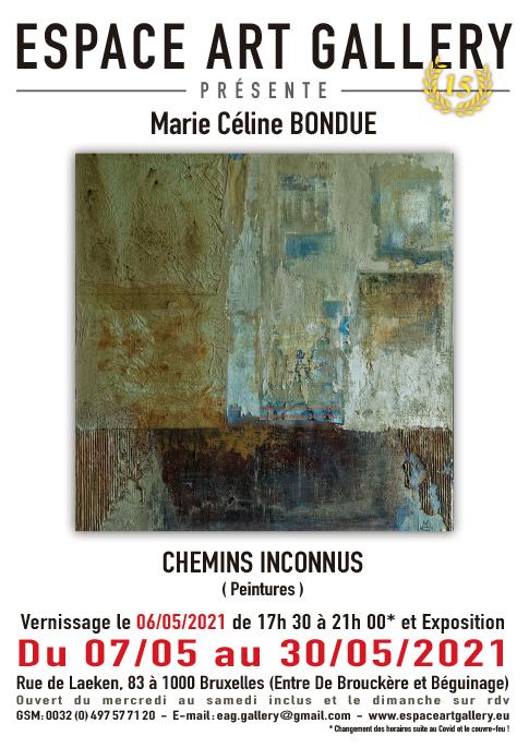 Marie Ceìline BONDUE Affiche (1)