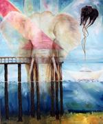 Noahs weisser Elefant