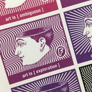 Artists' Stamps