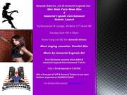 FREE FASHION AND WEBSITE LAUNCH EVENT