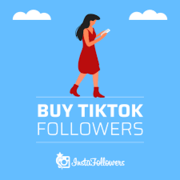 Buy Cheap Tiktok Followers, Likes and Views Instantly
