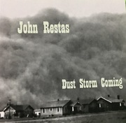 DUST STORM COMING  (COVER)