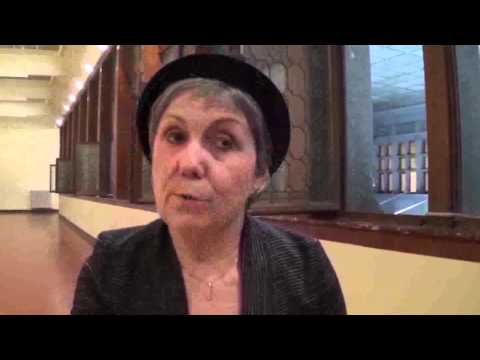 Martine Rouhart en interview