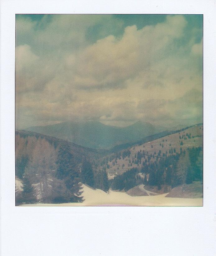 maggio sulle alpi