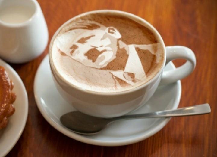 Hitler's Coffee time
