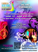 CARIBBEAN NEW YORK FASHION WEEK 2014 - JUNE 1ST TO JUNE 4TH, 2014