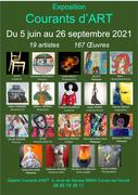 Exposition Courants d'art