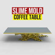 Slime Mold Coffee Table