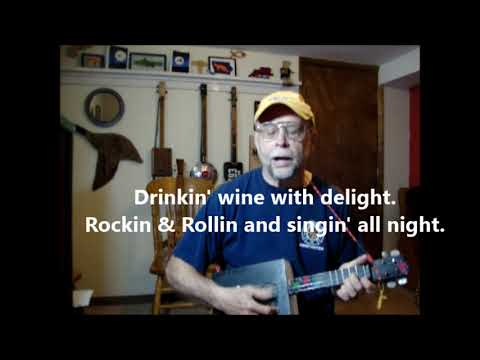 Wine Spodee Odee - with blooper