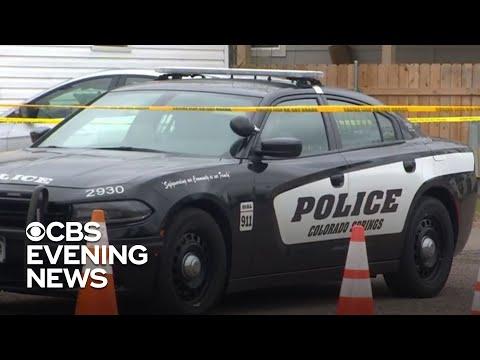 6 killed in Colorado Springs shooting