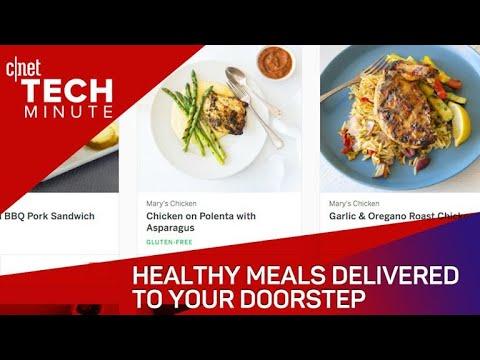 Home food delivery - Good Taste Foods