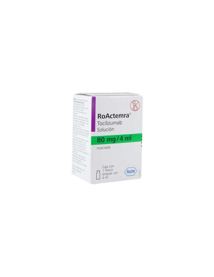 Roactemra Roche 162 mg Precio México - Compra en Farmasmart