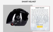 BIKEKIT-Smart helmet with camera