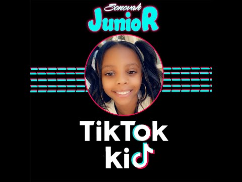 Sonovah Junior (DMX Daughter) - TikTok Kid