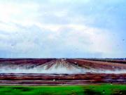 Landscape lodigiana con pioggerella !