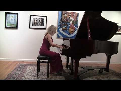 Beethoven: Sonata in C♯ minor Op. 27, No. 2 'Moonlight' (I. Adagio sostenuto) -  Sophia Agranovich