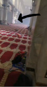 IDF Shooting Flash Bangs Inside the Al-Aqsa Mosque