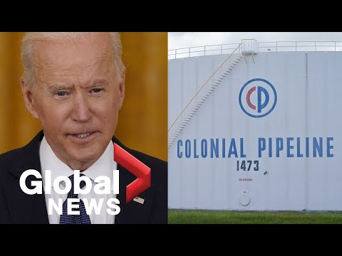 Biden to meet with Putin over ransomware cyberattack on Colonial Pipeline