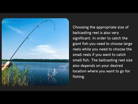 How to Choose the Best Baitcaster Combo?