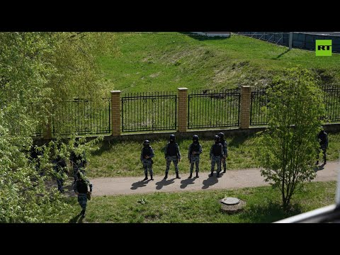 At least 9 confirmed dead and 20 more injured in Kazan school shooting