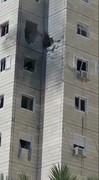 Israel - May 11th, 2021 - Rocket Hits Apartment Complex in Ashkelon