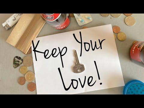 Keep your love. original song. Cigar box guitar.