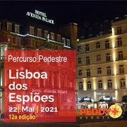 """PERCURSO PEDESTRE: """"Lisboa dos Espiões"""" (12ª Edição)"""