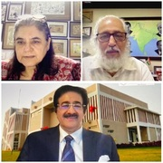 Sandeep Marwah Honoured for His Services to Education Sector