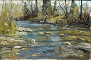 Pecos River 24x36