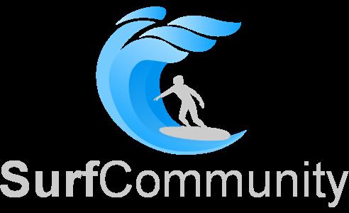 Surf Community Logo