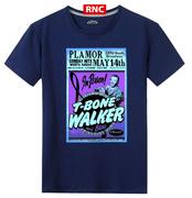 T-Bone Walker at the Plamor Unisex T-Shirt