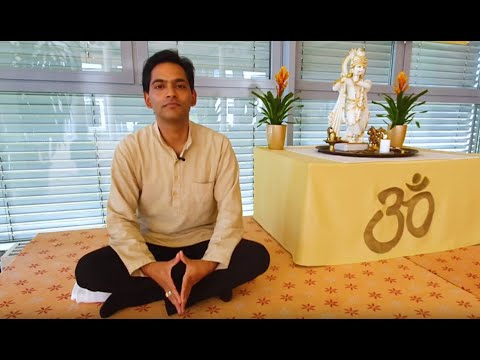 Ayurvedic concepts of emotion and illness - mit Dr. Devendra - Yoga Vidya Live - 14.30 - 11.04.2021